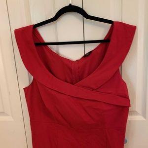 Torrid - Red Bodycon dress